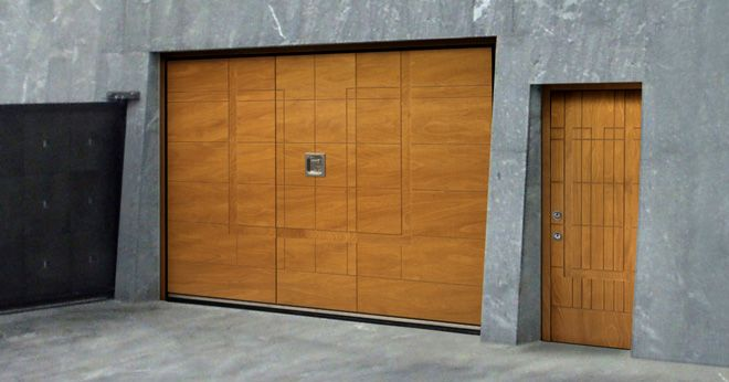 Made to measure garage doors jersey