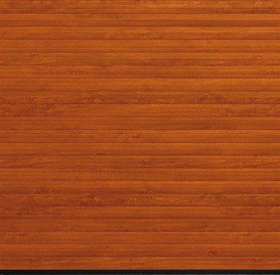 Wood Grain Finish On roller Garage Door
