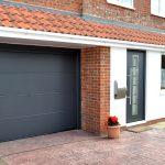 Matching Garage Front Doors