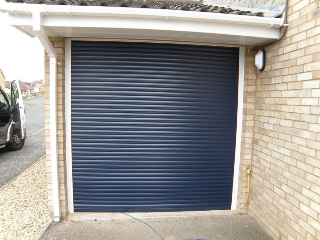 Roller Garage Doors Jersey Supplied Fitted Serviced