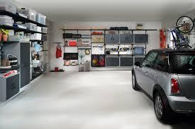 Garage Flooring & Ceiling