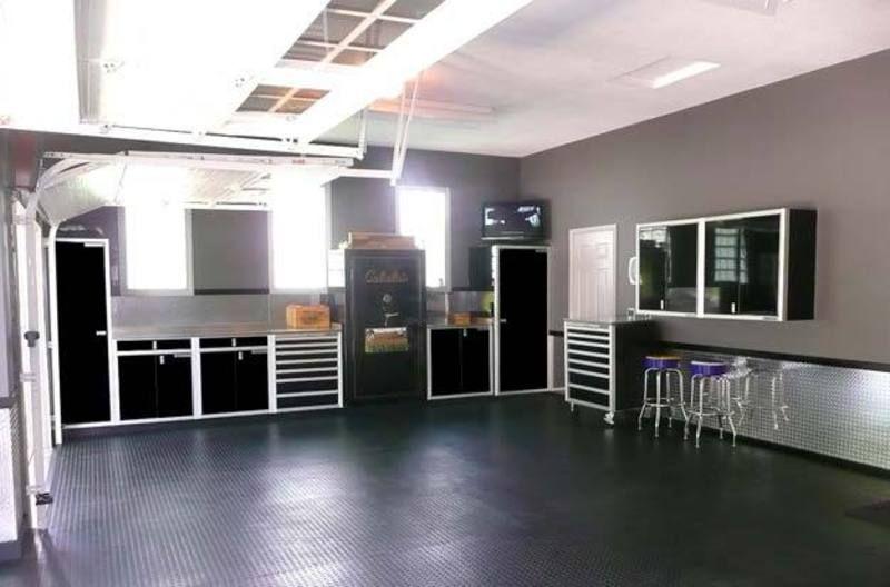 Garage Interiors Jersey Garage Fit Outs Amp Interior