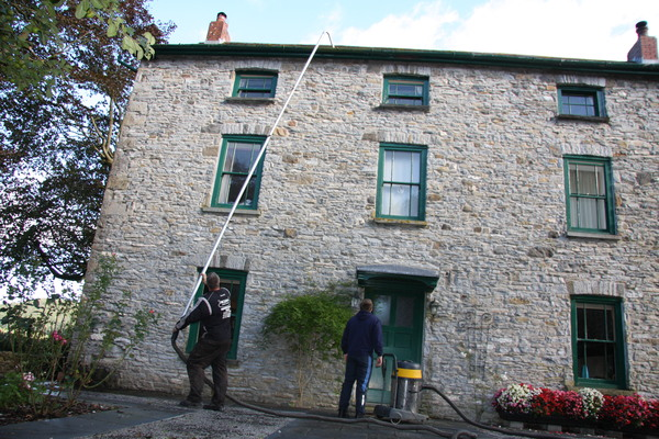 Gutter Cleaning Jersey Roof Cleaning Jersey Channel Islands